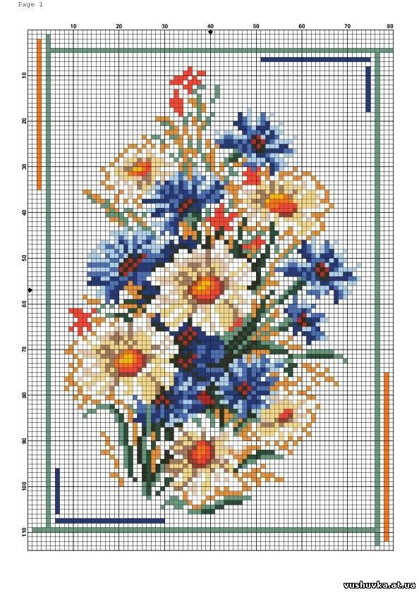 Размер схемы: 79 x 112 крестов